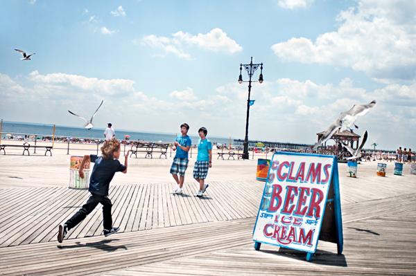 New York, 2011. Coney Island.