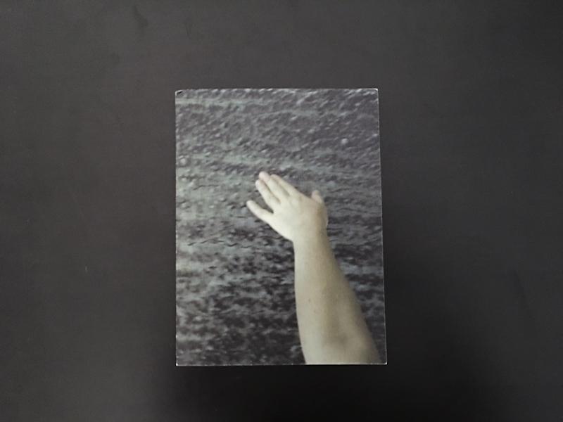 Limited edition handmade book, 157,5 x 210cm, 42 color photos